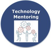 Technology Mentoring Icon