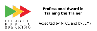 Training the Trainer Certification by NCFE and ILM